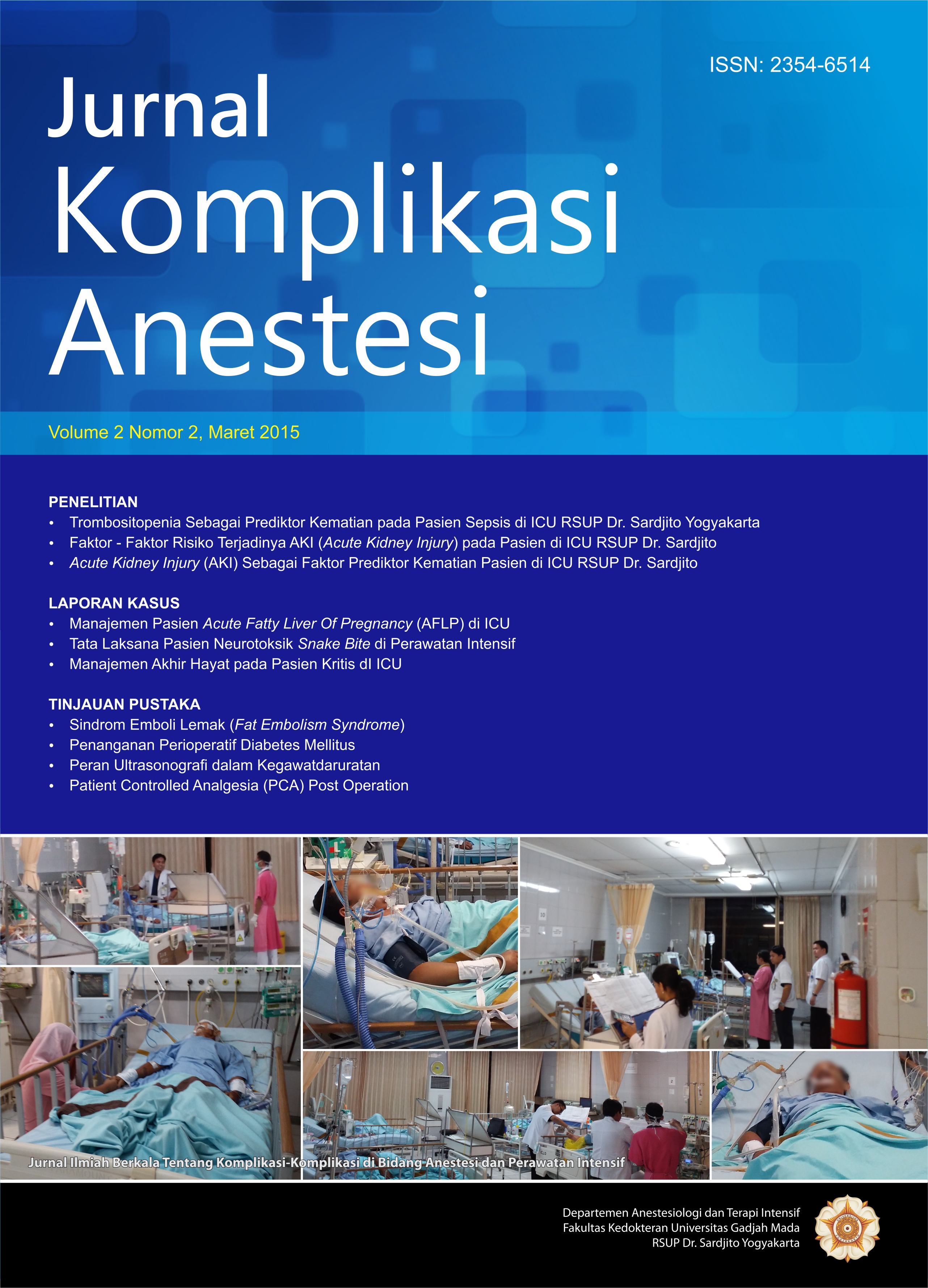 Patient Controlled Analgesia Pca Post Operation